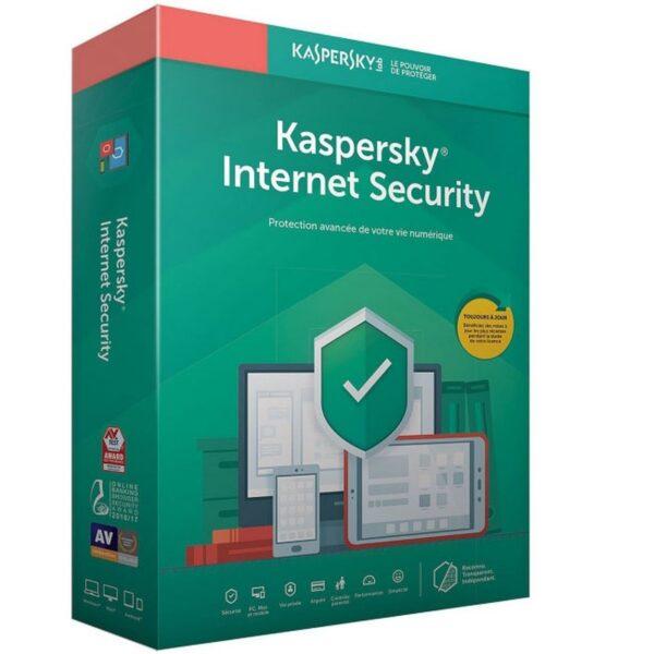 Kaspersky 10 postes 2020