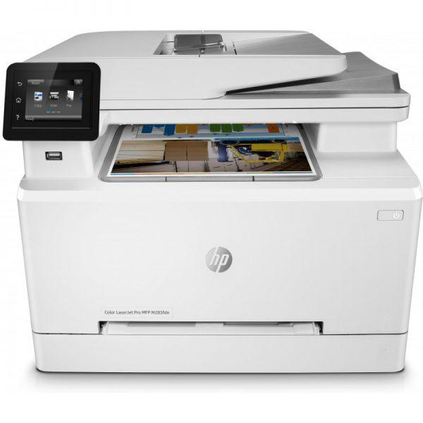 imprimante hp laserjet pro m283fdn 7kw74a
